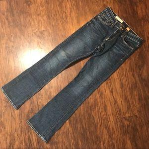 """Pilcro & The Letterpress """"Stet"""" Bootcut Jeans"""